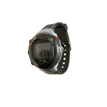 SPORTS WATER RESISTANT HEART RATE TRAINING WATCH gym running exercise camping